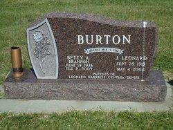 John Leonard Burton