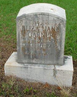 Eliza Jane <I>Keeble</I> Garner