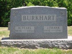 Meta Pearl <I>King</I> Burkhart