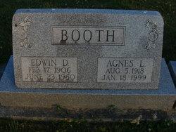 Agnes L. <I>Foreman</I> Booth
