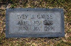 Ivey James Gause