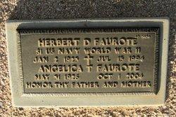 Herbert D Faurote
