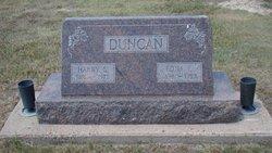 Edna Leona <I>Horn</I> Duncan