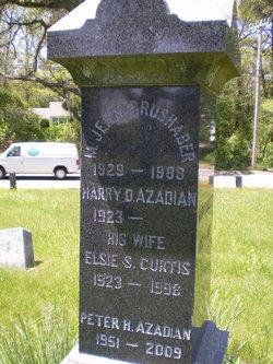 Elsie Sawyer <I>Curtis</I> Azadian