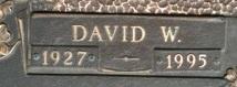 David William Creed