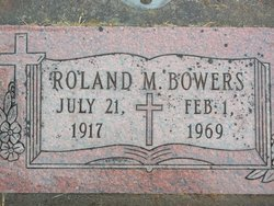 Roland Moses Bowers