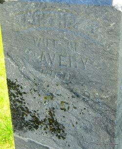 Martha J. <I>Brown</I> Avery