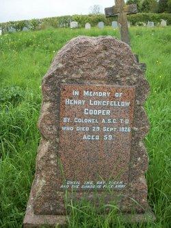 Henry Longfellow Cooper