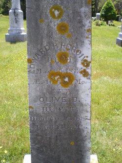 Olive D. Percival