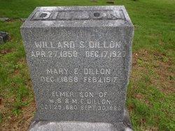 Mary Elizabeth <I>Warhurst</I> Dillon