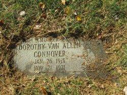 Dorothy <I>Van Allen</I> Connover