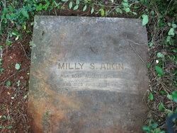 "Mildred Spicer ""Milly"" <I>Noble</I> Aikin"
