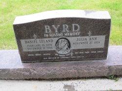 Daniel Leland Byrd