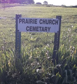 Prairie Church Cemetery
