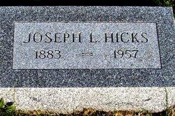Joseph L Hicks