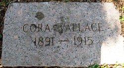 Cora Lee <I>Dew</I> Wallace