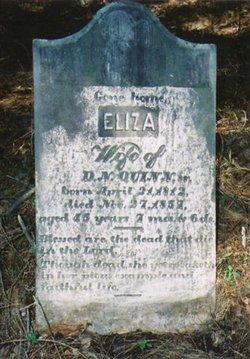 Eliza Delilah <I>Morris</I> Quinn