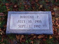 Dorothy Edra <I>Puffer</I> Hall