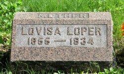 Lovisa <I>Andrews</I> Loper
