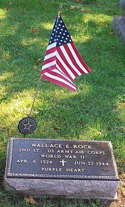 Wallace Eugene Rock