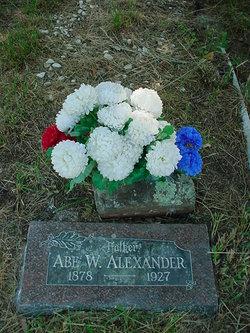 Abe W. Alexander