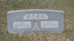 Delora Maud <I>Vincent</I> Horn