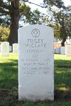 Finley J McClave