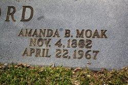 Amanda <I>Moak</I> Alford