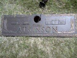 Alma Marian <I>Hill</I> Atkinson