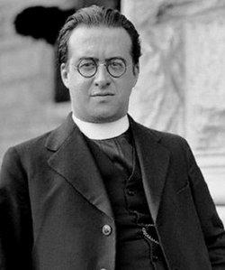 Rev Georges Henri Joseph Édouard Lemaître