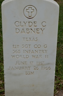 Clyde C Dabney