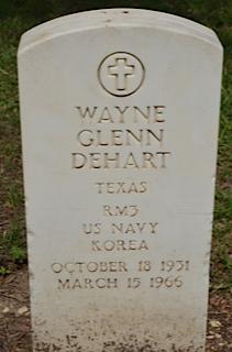 Wayne Glenn Dehart