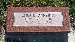 Leila Faye <I>Davison</I> Tannyhill