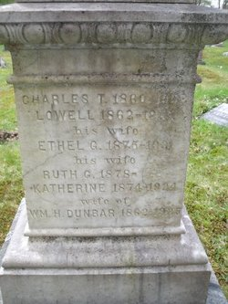 Ethel May <I>Greeley</I> Copeland
