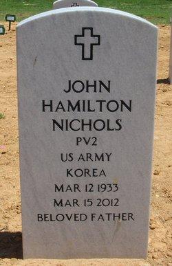 John Hamilton Nichols