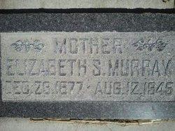 Elizabeth <I>Shields</I> Murray