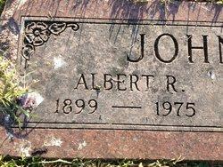 Albert R Johnson