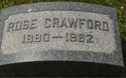 "Rosa Marie Elizabeth ""Rose"" <I>Nissen</I> Crawford"