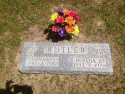 Bertha Butler
