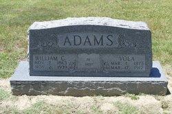 """Valania Rana """"Vola"""" <I>Hill</I> Adams"""