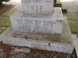 Mary Teresa <I>Weld-Blundell</I> Montagu