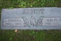 Albert Henry Arndt