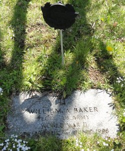 William A. Baker