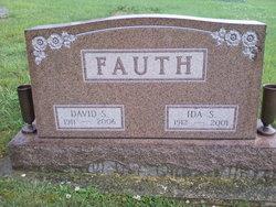 Ida S. <I>Dietz</I> Fauth