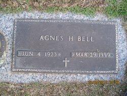 Agnes <I>Holland</I> Bell