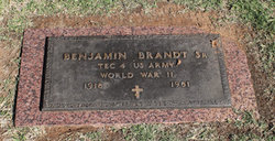 Benjamin Brandt, Sr