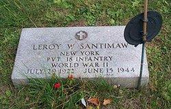 Leroy W. Santimaw