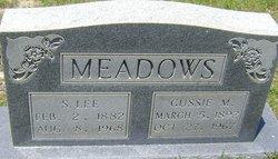 Gussie <I>Mock</I> Meadows