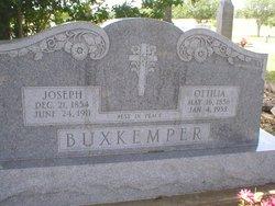 """Joseph """"Joe"""" Buxkemper"""