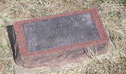Mrs Edith Winifred <I>Lair</I> Bundy